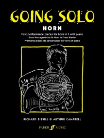 Going Solo for French Horn published by Faber