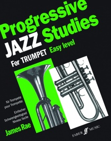 Rae: Progressive Jazz Studies for Trumpet published by Faber