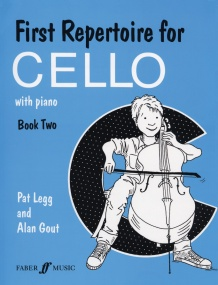 First Repertoire for Cello Book 2 published by Faber