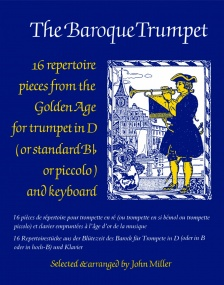 The Baroque Trumpet published by Faber