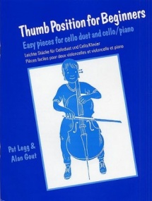 Thumb Position for Beginners for Cello published by Faber