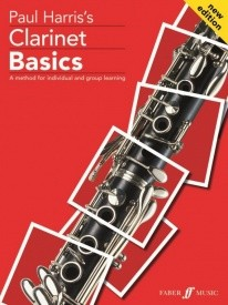Clarinet Basics - Pupil Book published by Faber