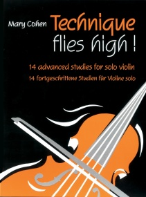 Cohen: Technique Flies High for Violin published by Faber
