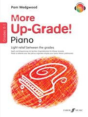 Wedgwood: More Up-Grade Piano Grade 0 - 1 published by Faber