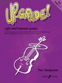 Up-Grade Cello Grade 3 - 5 published by Faber