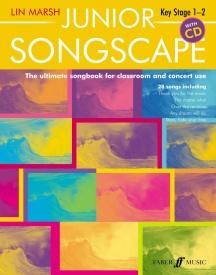 Junior Songscape Book & CD published by Faber