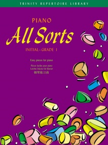 Piano All Sorts Initial - Grade 1 published by Faber