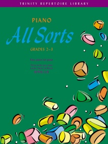 Piano All Sorts Grade 2 - 3 published by Faber