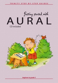 Getting Started With Aural Book & CD published by Faber