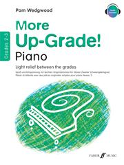 Wedgwood: More Up-Grade Piano Grade 2 - 3 published by Faber