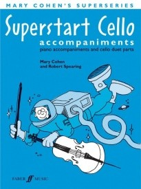 Cohen: Superstart Piano Accompaniment for Cello published by Faber