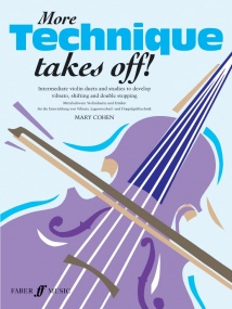 Cohen: More Technique Takes Off for Violin published by Faber