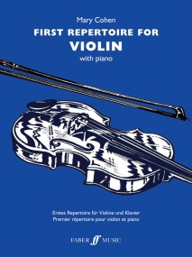 First Repertoire for Violin published by Faber