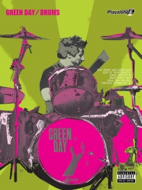 Green Day: Authentic Drums Book & CD published by Faber