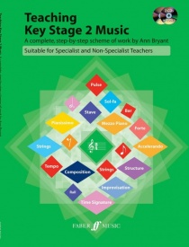 Teaching Key Stage 2 Music Book & CD by Bryant published by Faber