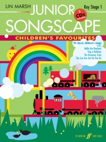 Junior Songscape Children's Favourites Book & CD published by Faber