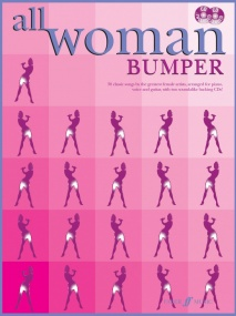All Woman Bumper Book & CD published by Faber