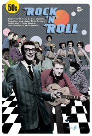 50s Rock 'n' Roll - Chord Songbook published by Faber