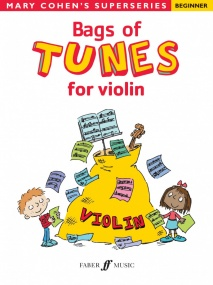 Bags of Tunes for Violin (Beginner Grade) published by Faber