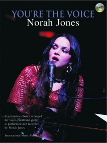 You're the Voice : Norah Jones Book & CD published by Faber
