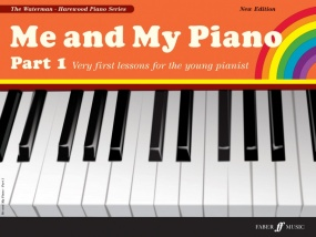 Me and My Piano Part 1 published by Faber