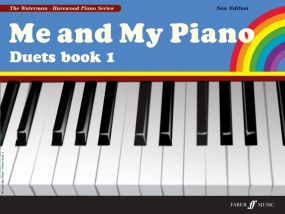 Me and My Piano Duets Book 1 published by Faber