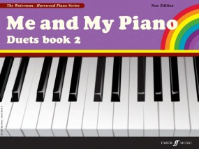 Me and My Piano Duets Book 2 published by Faber