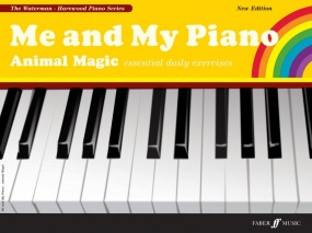 Me and My Piano Animal Magic published by Faber
