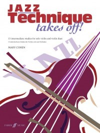 Jazz Technique Takes Off for Violin published by Faber