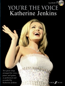 You're the Voice : Katherine Jenkins Book & CD published by Faber