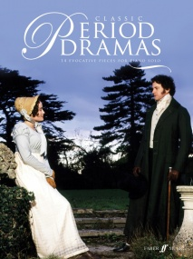 Classic Period Dramas for Piano published by Faber