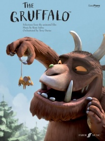 The Gruffalo for Easy Piano published by Faber
