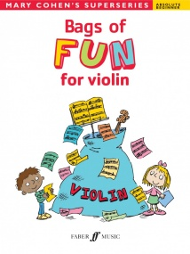 Bags of Fun for Violin (Beginner Grade) published by Faber