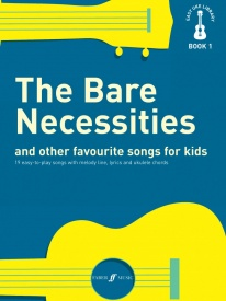 Easy Uke Library Book 1: Bare Necessities And Other Favourite Songs For Kids published by Faber
