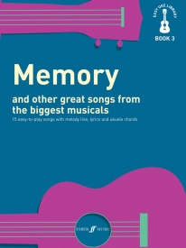 Easy Uke Library Book 3: Memory And Other Great Songs From The Biggest Musicals published by Faber