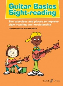 Guitar Basics Sight Reading published by Faber