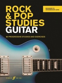 Fleming: Rock & Pop Studies for Guitar published by Faber