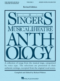 Singers Musical Theatre Anthology 2 Mezzo Soprano published by Hal Leonard