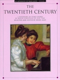 Anthology of Piano Music Volume 4 - The 20th Century published by Wise