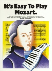 It's Easy To Play : Mozart for Piano published by Wise