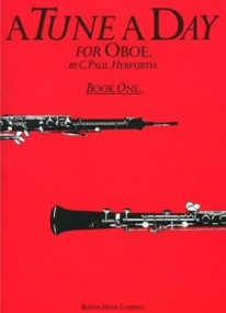 A Tune a Day for Oboe published by Boston Music Co