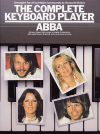 Complete Keyboard Player : Abba published by Wise
