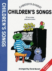 Chester's Easiest Children's Songs