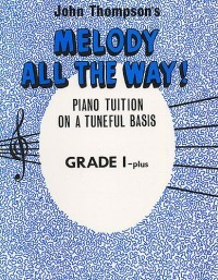 Melody All The Way Grade 1+ published by Willis