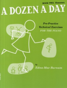 Dozen a Day Book 2 (Elementary) for Piano published by Willis Music