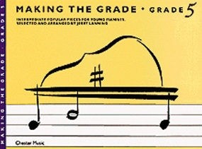 Making the Grade : Grade 5 Piano published by Chester
