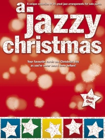 A Jazzy Christmas for Solo Piano published by Wise