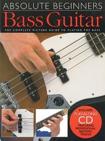 Absolute Beginners: Bass Guitar Book & CD published by Wise