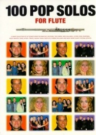100 Pop Solos For Flute published by Wise
