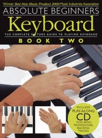 Absolute Beginners: Keyboard 2 published by Wise